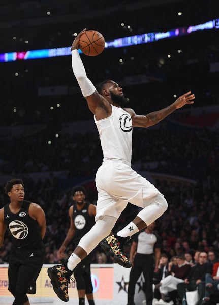King James Wins 2018 NBA All-Star MVP