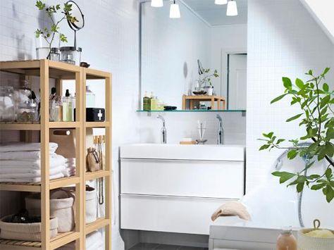 Privates Spa Ikea Badezimmer Bad Inspiration Badezimmer Design