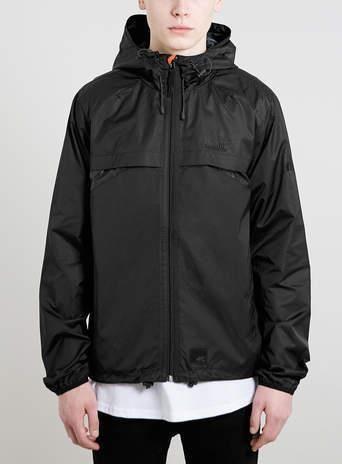 techsport Boxfresh Black Windbreaker Jacket* | Spring/Summer 2014 ...
