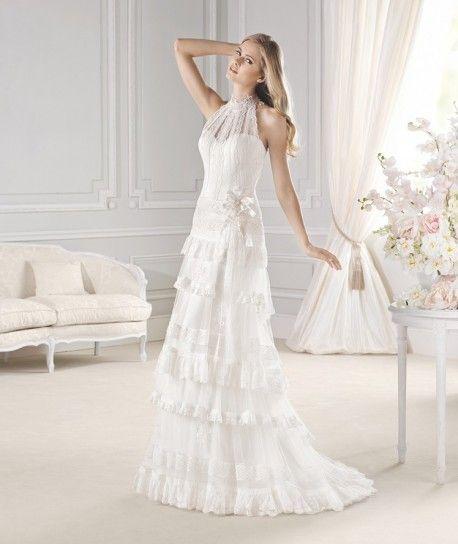 Vestiti Da Sposa Quarantenne.Abiti Da Sposa Per Quarantenni Fotogallery Donnaclick Abiti Da