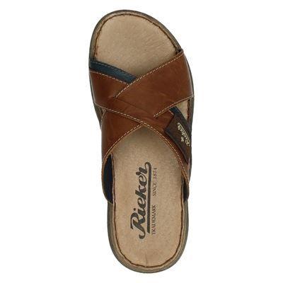 Rieker Slippers voor heren Bruin | Slippers, Meisjes
