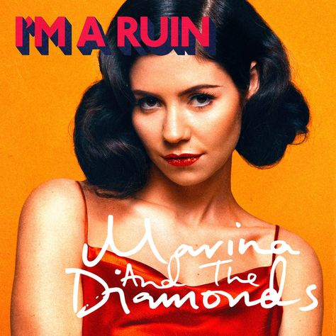 Marina And The Diamonds Froot Photoshoot Google Search Marina