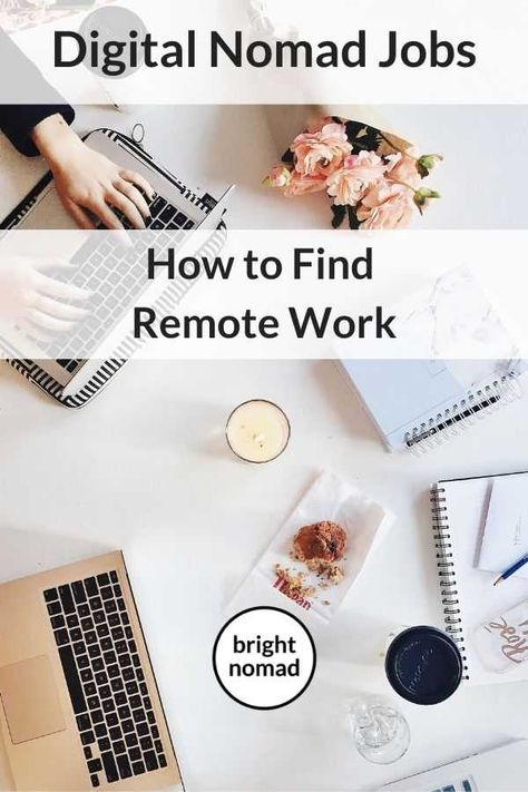Jobs for Nomads: Remote Work and Freelance Gigs for Digital Nomads
