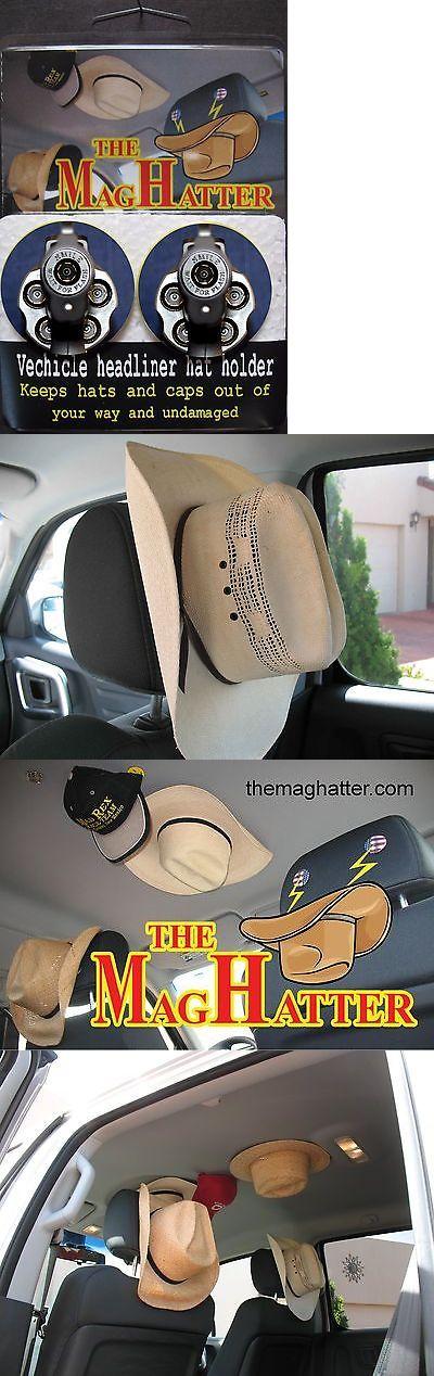 American Made Cowboy Hat Holder For Truck Suv Cars Also For Caps 13 Ebay Hat Holder Cowboy Hat Rack Cowboy Hat Holder