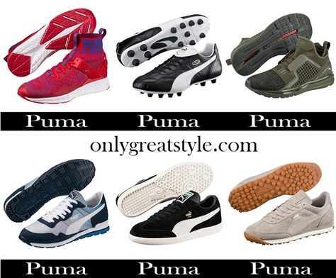 Sneakers Puma fall winter 2017 2018 men shoes  bc026eed985