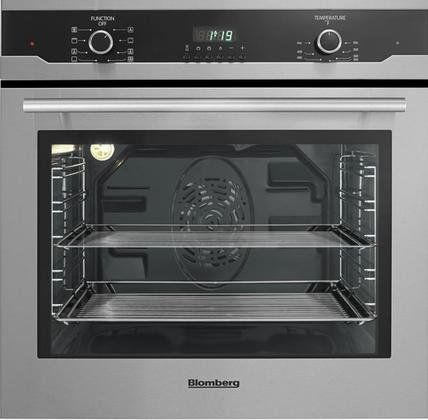 Blomberg Bwos24102ss 24 Convection Wall Oven Stainless Steel