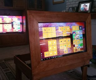 Touch Screen Smart Coffee Table Tablet Touch Screen Table