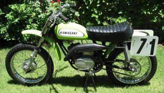 1970 Kawasaki G31M Centurion  Classic Kawasaki Motorcycles