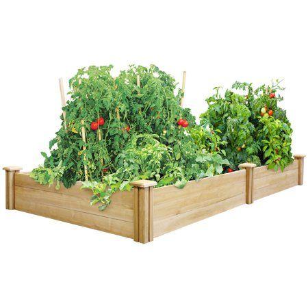 Patio Garden Raised Garden Kits Vegetable Garden Raised Beds