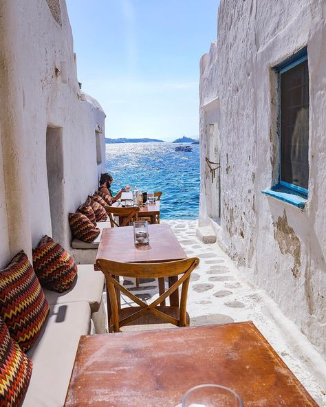 mykonos island greece  inspiration malvorlagen