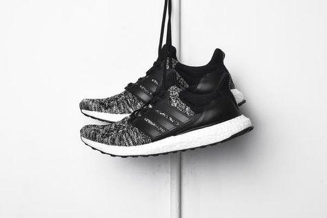 112832ec9 Adidas Ultraboost x Reigning Champ - Black - Sneaker Politics ...
