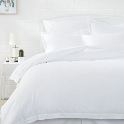 Natural Home Natural Rayon Made From Bamboo Twin Duvet Cover In