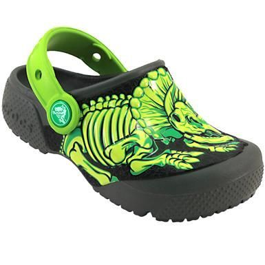 Crocs Dinosaur Funlab Clog Water