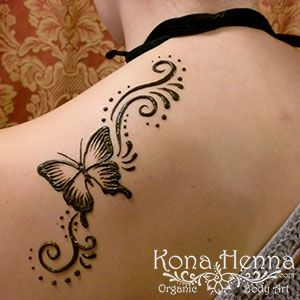 Henna Gallery - Shoulders
