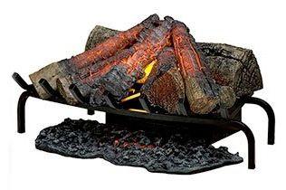 Dimplex 28 Inch Premium Electric Fireplace Log Set Dlg 1058