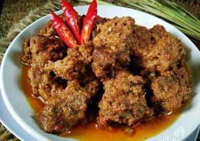 Resep Rendang Rasa Nendang Dg Bumbu Simple Tips Sukses Oleh Dapurvy Resep Resep Resep Daging Sapi Makanan Dan Minuman