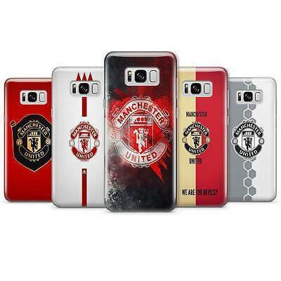 Manchester United Phone Case cover fit for samsung s10 J6 A50 ...