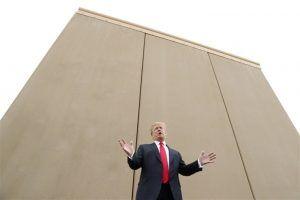 Suprema Corte dos EUA libera verba para o muro de Trump