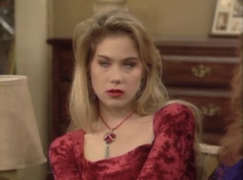 Christina Applegate Eye Roll Married With Children