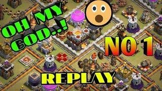Base Farming Th 11 Anti Naga Elektro 10