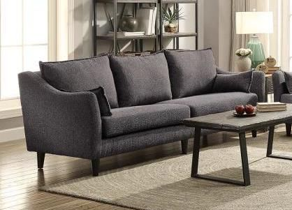 Grey Fabric Sofa Furniture Cushions On Sofa Fabric Sofa