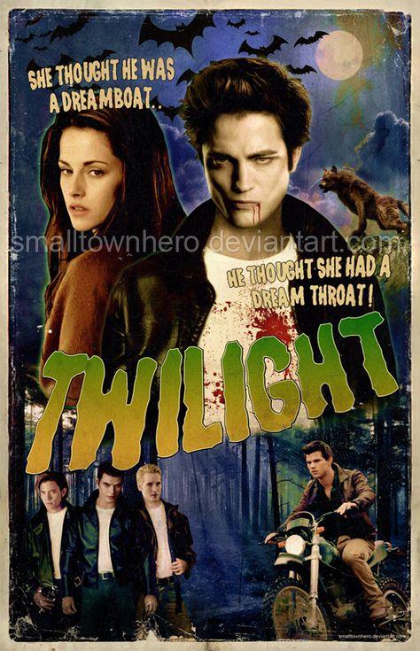 Twilight poster by smalltownhero on DeviantArt