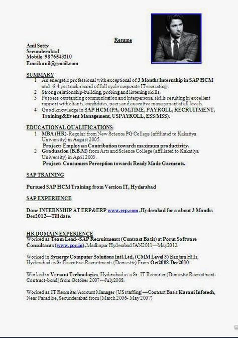 best online resume service Sample Template Example ofExcellent - event management resume