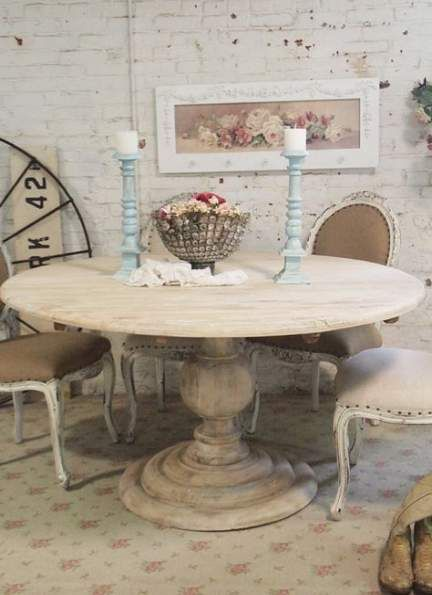 Farmhouse Table Whitewash Shabby Chic 30 Best Ideas Farmhouse In 2020 Shabby Chic Dining Room Shabby Chic Dining Painted Cottage