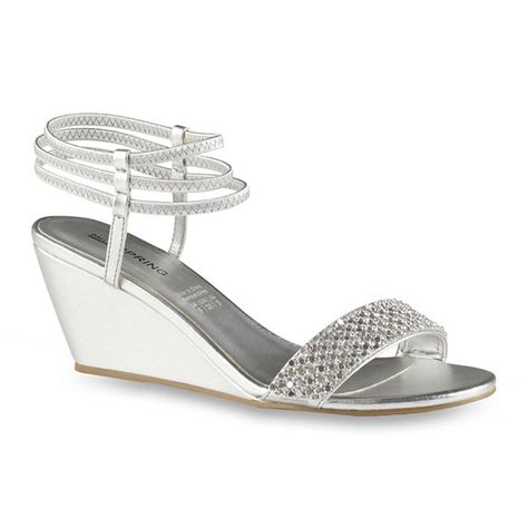 Call It Spring Antelminelli Strap Sandal Jcpenney Wedge