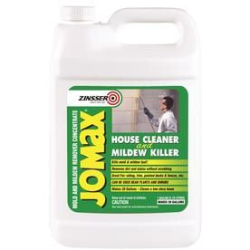 Jomax 128 Fl Oz House And Siding Outdoor Cleaner Lowes Com Mold Remover Cleaning Vinyl Siding Mildew Remover
