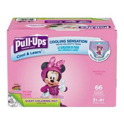 Huggies Pull Ups Girls Cool Huggies Pull Ups Potty Training