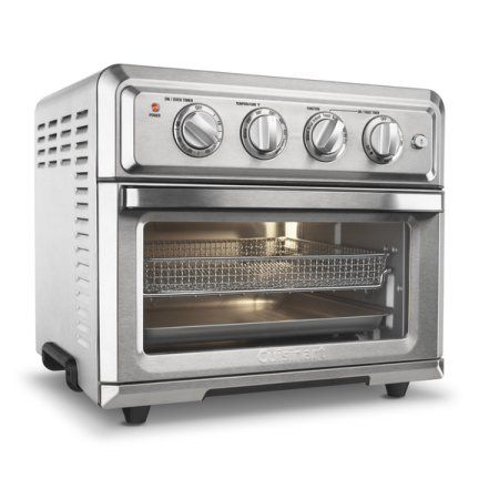 Cuisinart Toaster Oven Broilers Air Fryer Walmart Com In 2020 Convection Toaster Oven Cuisinart Oven Toaster Oven
