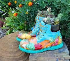 Image Result For Ghivece Flori Din Cauciuc Alte Schuhe Blumen Stiefel Garten Deko
