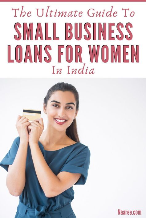 The Ultimate Guide To Small Business Loans For Women In India