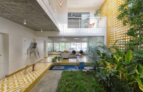 Luz Para Crecer Hogar Casa Jardin House
