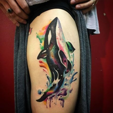 60 Whale Tattoo Design Ideas To Try In January, 2020