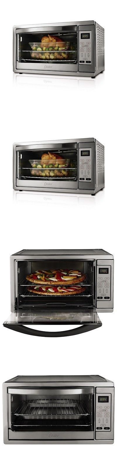 Toasters 77285 Oster Extra Large Digital Convection Toaster Oven