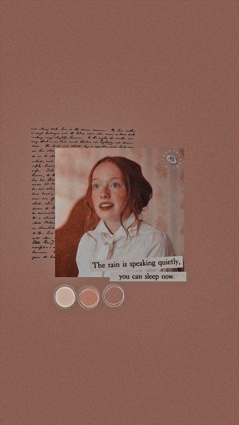 Anne with an E Wallpaper Lockscreen