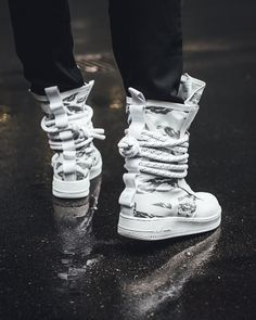 special field air force 1 high 'winter camo' nz