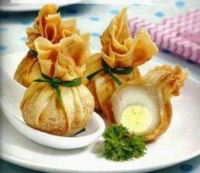 Gorengan Sederhana Seperti Ekado Yang Dapat Anda Buat Sendiri Di Rumah Dengan Resep Dan Cara Yang Sederhana Ekado Merup Resep Resep Masakan Resep Makanan Cina