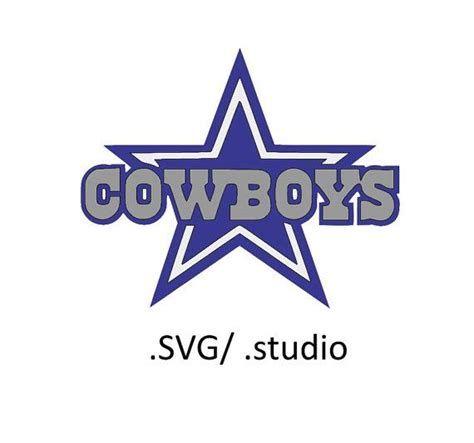 Free Dallas Cowboys Svg File Dallas Cowboys Logo Svg Files For Silhouette By Dallas Cowboys Logo Dallas Cowboys Cowboys