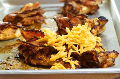Pioneer Woman- Ranch Style Chicken. This has been one of our all-time favorite chicken marinades!