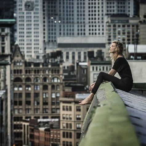 Anja Rubik à New York, vue http://www.vogue.fr/mode/mannequins/diaporama/la-semaine-des-tops-sur-instagram-juin-2015/21018/carrousel#anja-rubik-new-york