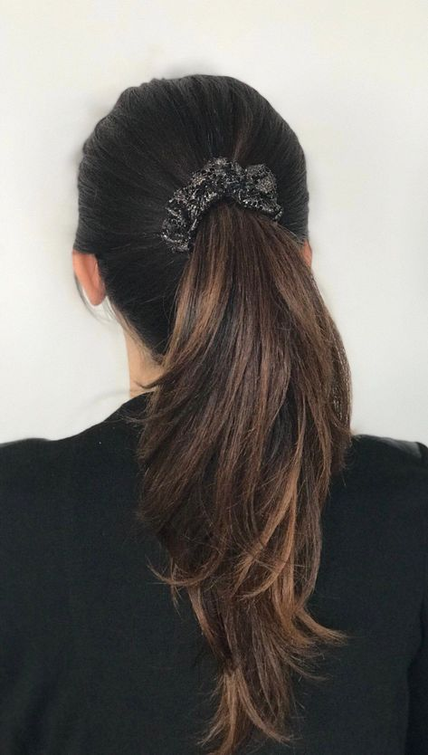 Excited to share this item from my #etsy shop: Women's gold/black lace hair scrunchie/ scrunchy/scrunchies/ponytail,hair bun holder/fashion/Christmas/xmas gift/Black Friday #accessories #hair #scrunchie #black #graduation #gold #christmas #hairaccessories #handmade #BeautifulHairstylesForGirls