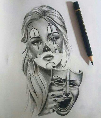 57 Ideas Drawing Tattoo Girl Dibujo Drawing Tattoo Tatuagem