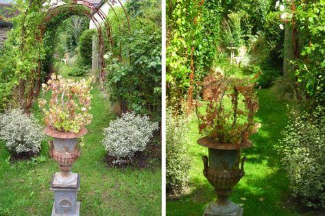 Visitez Le Jardin De Marie Claude Jardin En Mars Jardins Et
