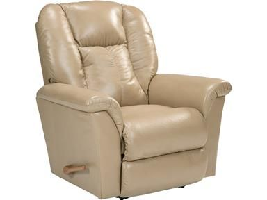 Harmony Leather Is Leather Vinyl Match Recliner Rocker