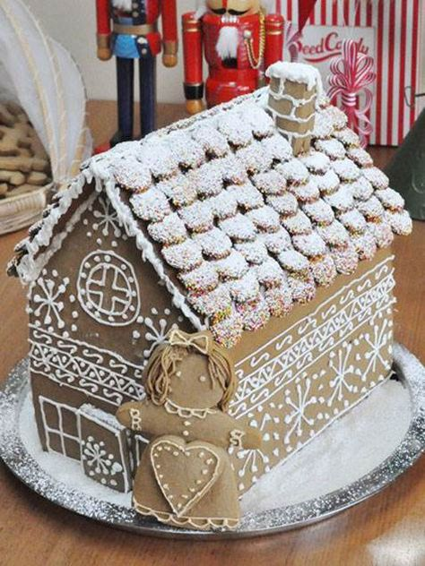 Of all our favorite kitchen crafty holiday projects decorating  gingerbread house is second only to baking and eating christmas cookies also houses make with your kids fun ideas rh pinterest
