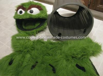 Sesame Street Grouch Trash Can Design Idea Coolest