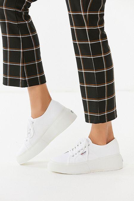 Superga 2287 Cotu Platform Sneaker